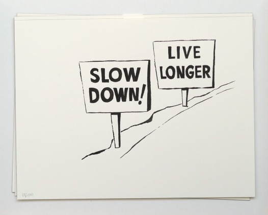 slow down life longer